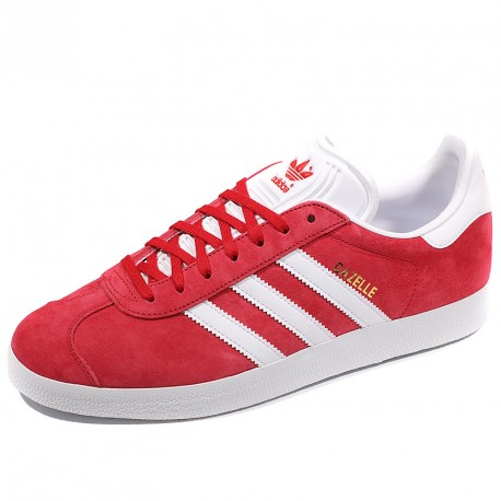 adidas gazelle homme rouge et bleu