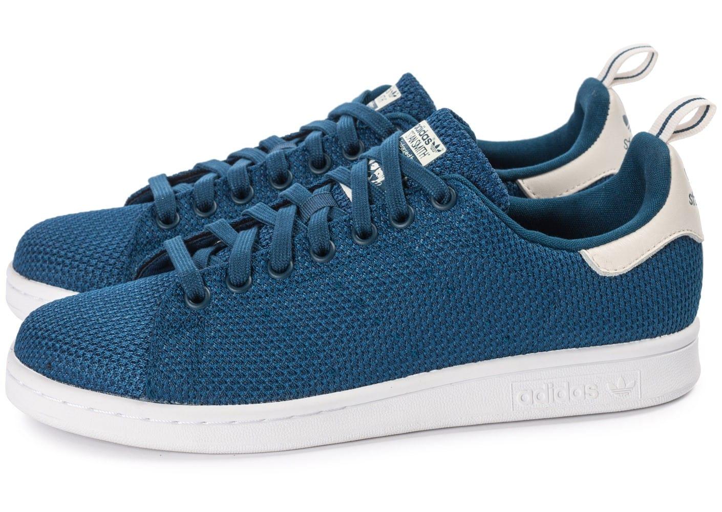 basket stan smith homme bleu Off 56% - www.bashhguidelines.org