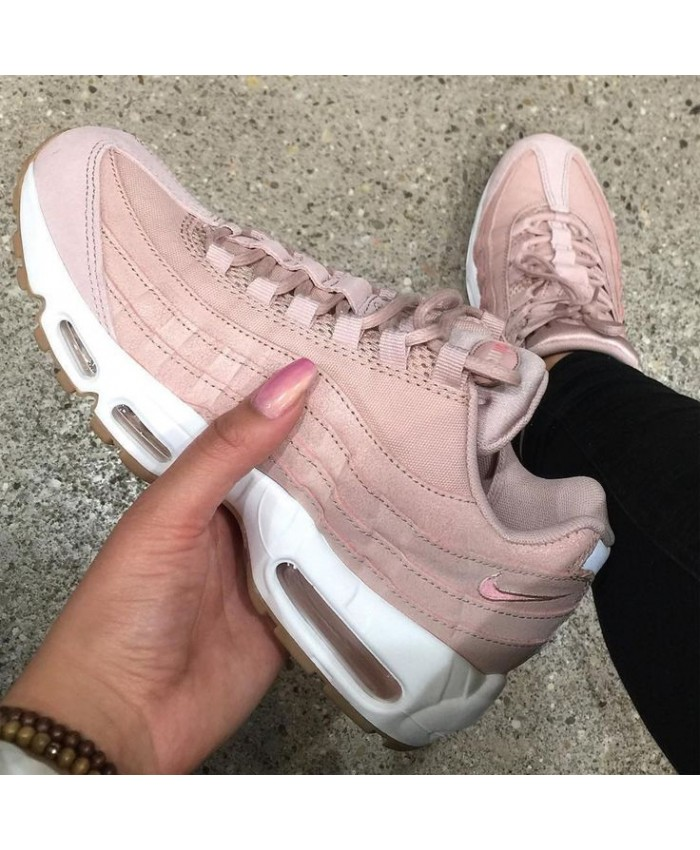 nike air max rose saumon